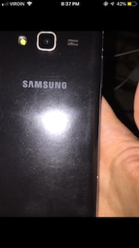 black Samsung Galaxy Android smartphone St Catharines, L2R 7H3