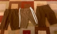 Size 3 months lot of baby boy pants clothes Saginaw, 48609