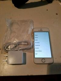 gold iPhone 5s with charger Concord, 94520
