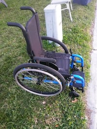 Zippie wheelchair pre-owned Tampa, 33613