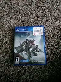 Destiny 2 PS4 game case American Fork, 84003