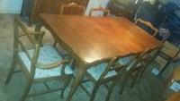 Solid cherry wood Dining room set Markham, L3P 6W2