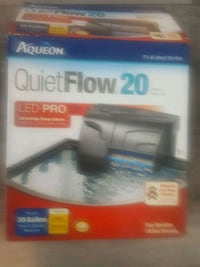 Brand new Quietflow 20 for up to 30 gall Surrey, V3S 3J2
