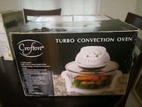 Turbo Convection Oven Germantown, 20874