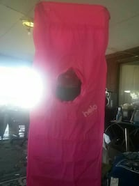 pink Helo textile