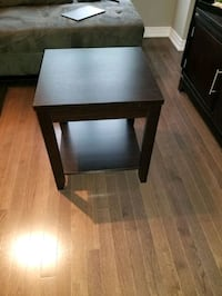 Solid wood side table Hamilton, L0R 2H1