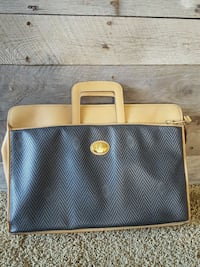 Mark Cross designer Briefcase  Chicago