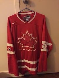 Canada Vancouver 2010 Olympic Jersey (XL) Vancouver