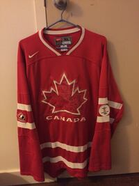 Canada Vancouver 2010 Olympic Jersey (XL)