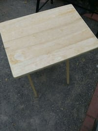 Wooden table Las Cruces, 88001