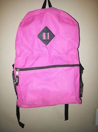Pink Backpack - New