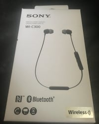 Brand New Sony Bluetooth Earbuds Compatible with Voice Assistant  Markham, L3P 1B4