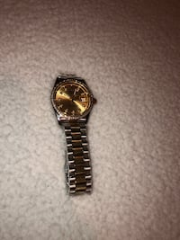 2 tone gold watch stainless steel  Huntington Park, 90255