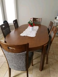 Dining table for 6 Vaughan, L4H 2L4