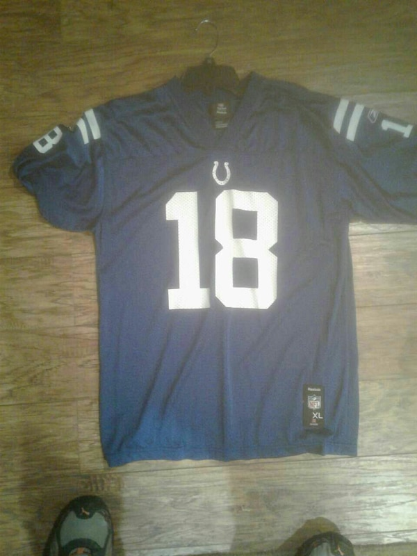 online store ca09e 5db8c Peyton Manning jersey size large