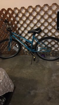 blue and black mountain bike Bensville, 20695