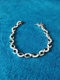 silver-colored chain bracelet San Diego, 92126
