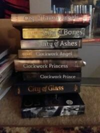 Mortal Instruments and Infernal Devices series. Richmond, 40475
