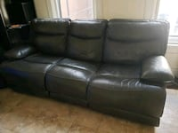 Brown sofa with power recline Chicago, 60657