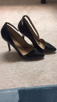Material Girl Black High heels shoes Toronto, M2N 5C6