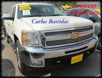 Chevrolet Silverado Z71 2013 Houston