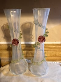 Vintage Stretch Vases 47 km