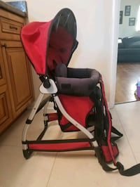 Chicco hiking toddler carrier