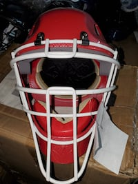 DIAMOND PRO IX5 SERIES HOCKEY STYLE CATCHER'S HELM Irwindale