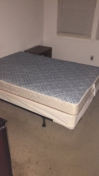 New full size bed an frame Willingboro, 08046