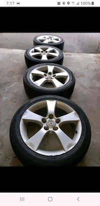 205 50R 17 Winter tires Vaughan, L4H 0Y1