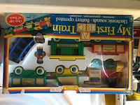 My First ABC Train Set   Toms River Toms River