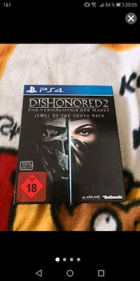 Dishonored teil 2 6690 km