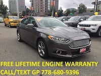 Ford - Fusion - 2014 SUNROOF,HEATED SEATS Richmond, V6X 2A9