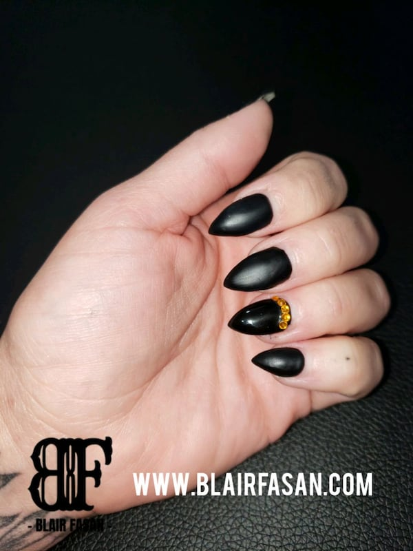 Nails - Gel extentions with Shellac/Gel Polish 3bde97b9-9954-49fc-8ee8-842a525631f0