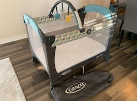 Graco Pack & Play with Mattress