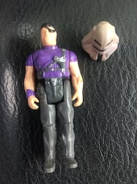 """Mask action figure """"80's"""" toy"""