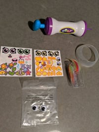 Oonies inflater and accessories