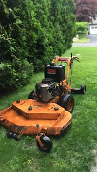 """Used BOBCAT 48"""" Walk Behind Gear Drive Mower 20 hours! for"""