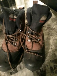 Mens winter boots size 6  thermo lite Sioux Falls, 57103
