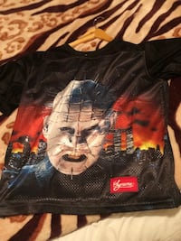 Supreme Pin head Jersey Size Medium  District Heights, 20747