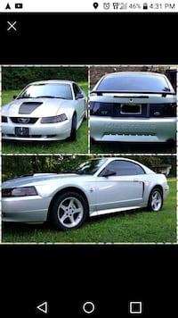 1999 Ford Mustang GT V8