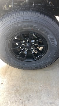 Wheels with Tires
