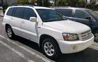 Toyota - Highlander - 2005 Moreno Valley, 92555