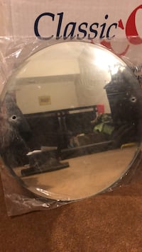 Beveled Mirror for DIY or Decorating :: Mounting ring included Bethesda, 20817