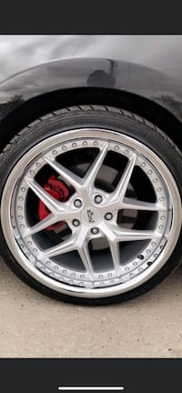 20 Inch Rims and Tires Calgary, T3J