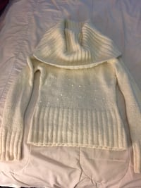 White Mexx sweater  Oakville, L6L 5E5