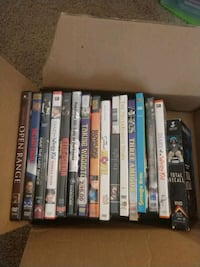 Movies $5 each. Or all for $30 Kent, 98030