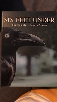 Six Feet Under. The complete fourth season