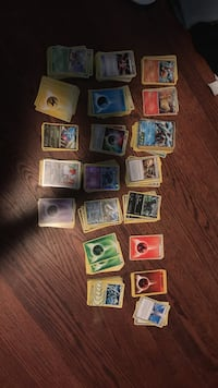 Pokemon trading card collection 531 Toronto, M3H