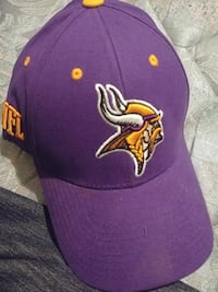 Brand new Vikings hat